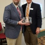 The SESC Board of Directors recently recognized Dr. Amon Couch for his years of service. Dr. Couch retires as superintendent of Williamsburg Independent School District.
